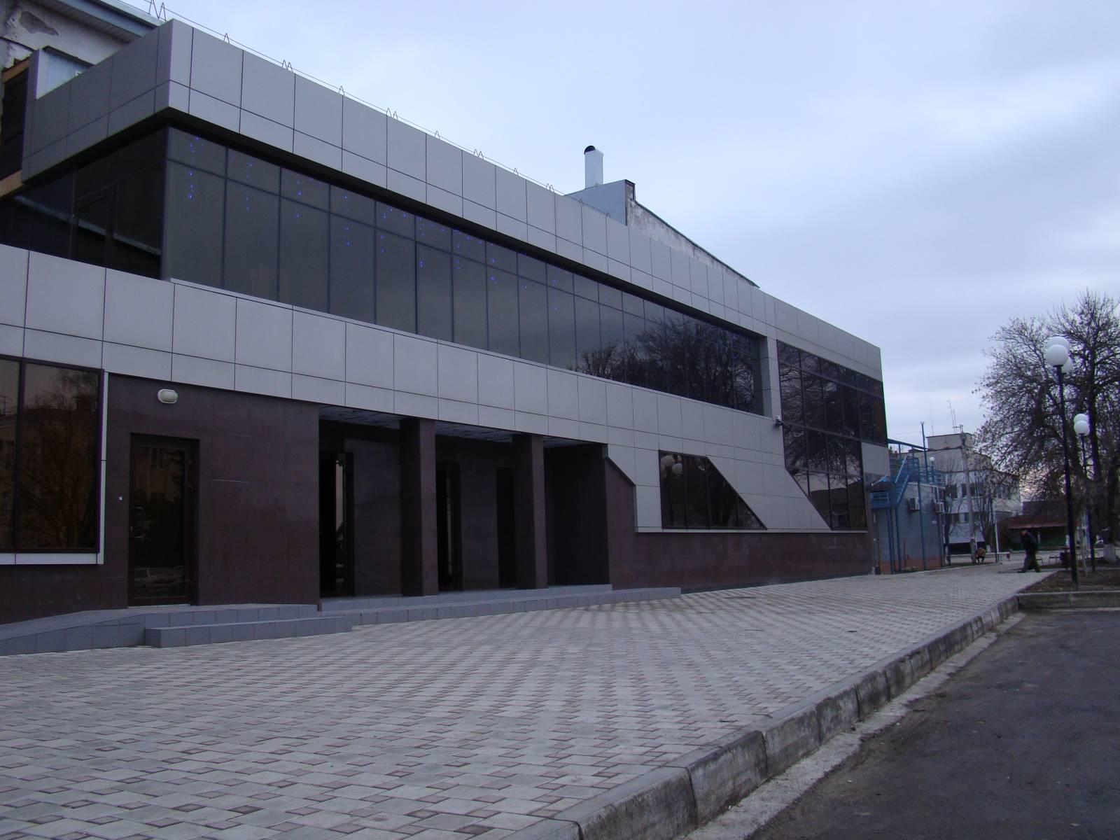 Дворец культуры ул. Первомайская