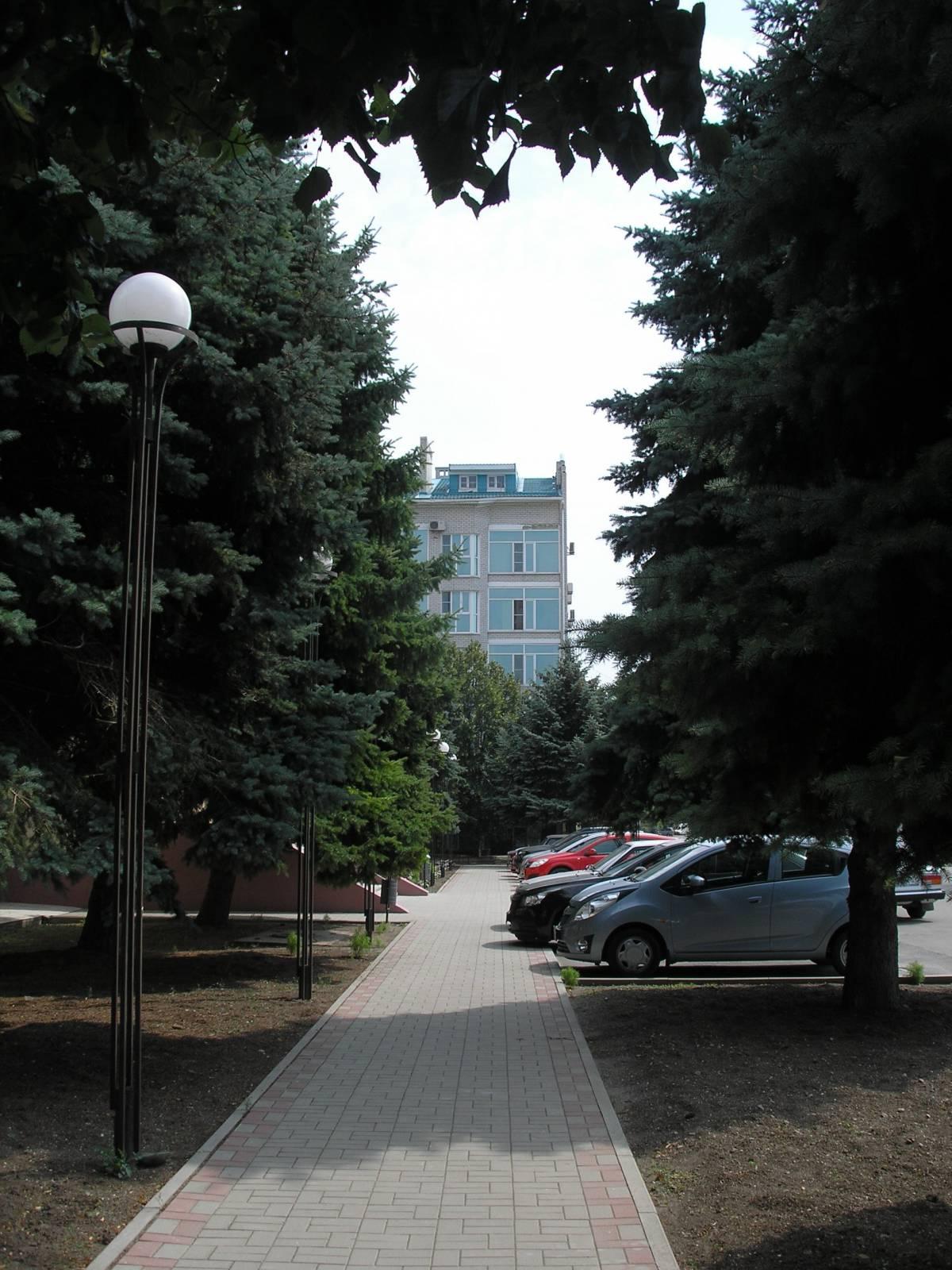 Алея Приморско-Ахтарска