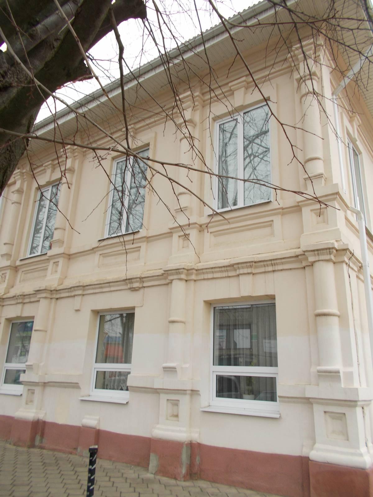 Купеческий дом Приморско-Ахтарска