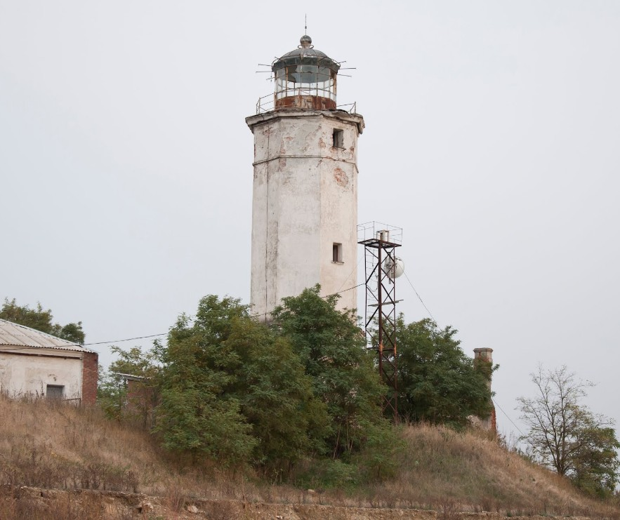 Старый Ахтарский маяк