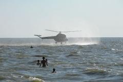 Приводнился на дне города Приморско-Ахтарска