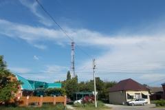 улица Мира 2017 г. Приморско-Ахтарск