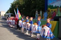 День урожая в Приморско-Ахтарске
