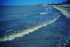 Волна набегает