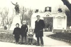 Доска Почёта на улице Ленина
