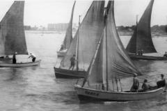 Гонки на баркасах 60-е годы