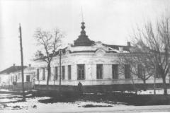 Угол ул.Тамаровского и Ленина